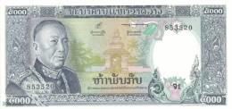 (B0743) LAOS, 1975 (ND). 5000 Kip. P-19a. UNC - Laos