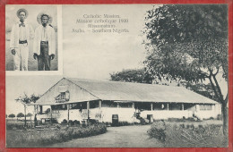 Nigeria - ASABA - Southern Nigeria - Catholic Mission - Missionshaus - Editeur HARTMANN à STRASSBURG - Nigeria