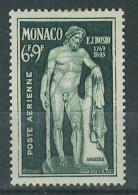 VEND BEAU TIMBRE DE POSTE AERIENNE DE MONACO N°29 , NEUF !!!! - Poste Aérienne