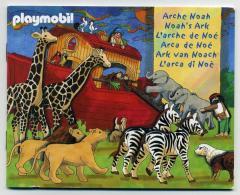 Livret Multilingue Histoire Arche De Noé Playmobil - Noah's Ark - Ark Van Noach - Playmobil