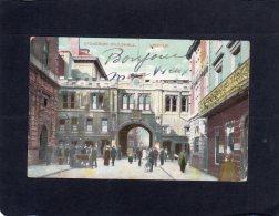 62502    Regno  Unito,  Stonebow,  Guildhall,  Lincoln,  VG  1909 - Lincoln