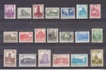 1973 -  Serie Courante Michel No 3083/3102 Et YV No 2772/2793 + P.A. 236 - 1948-.... Republics