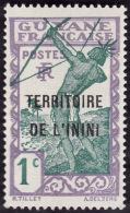 ININI  - YT  1  - NEUF** - Inini (1932-1947)