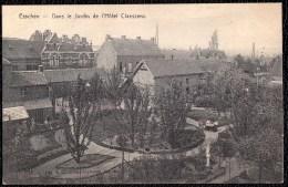 Cpa Esschen - Essen - Dans Le Jardin De L´Hotel Claessens - Niet Courant ! - Essen