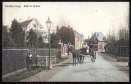 PRACHTKAART - Sint Mariaburg -- Zicht In De Bist Met Koets En Kinderen - Brasschaat