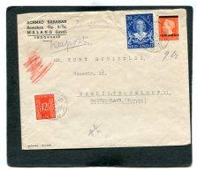 Nederlands-Indië Brief 1949 Batavia Centrum Deviezeninstituut - Netherlands Indies