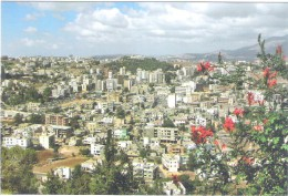 Postcard Nabatieh South Lebanon LIBAN Libano - Lebanon