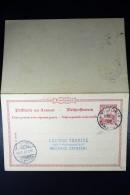 Kamerun Postkarte  P11 Victoria To Meerane 1907 - Kolonie: Kamerun