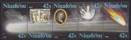 1986 Niuafo'ou  Yv. 92-71  Mi. 65-74**MNH  Halleyscher Komet - Tonga (...-1970)