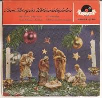 """Das Santa-Claus Orchester* – Beim Klang Der Weihnachtsglocken - 1958 - NM/NM 7"""" - Christmas Carols"""