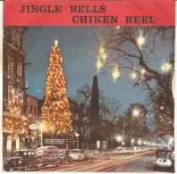 "Paul Williams – Jingle Bells - Chiken Reel - NM/VG+ 7"" - Christmas Carols"