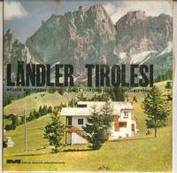"""Die Lustigen Tiroler – Landler Tirolesi - VG+/VG+ 7"""" - Country & Folk"""