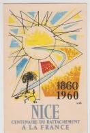 Illustrateur - Moretti - Nice Centenaire Du Rattachement à La France -1860 - 1960 - Illustrators & Photographers