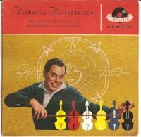 "Helmut Zacharias - Zacharias Zaubergeigen - 1958 - NM/VG+ 7"" - Classica"