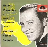 """Helmut Zacharias Und Seine Verzauberten Geigen – Zärtlich Und Voll - NM/NM 7"""" - Vinyl Records"""