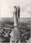FR.- 35. Cathedrale De CHARTRES - Ange De La Tour XVI Siecle. - Engel. 2 Scans. - Engelen