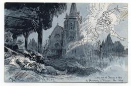 Histoire--Jeanne D´Arc--illustrateur  ROBIDA----Jeanne D´Arc-Voyage De Domrémy à Chinon - Histoire
