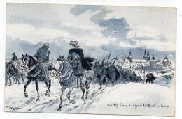 Histoire--Jeanne D´Arc--illustrateur  ROBIDA---Lever Du Siège De La Charité Sur Loire - Histoire