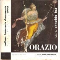 """Orazio Arnoldo Foà  Orazio Letto Da Arnoldo Foà  Carmi  M/NM 7"""" - Andere"""
