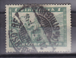 DR 364 X, Gestempelt, Bauwerke 1924 - Gebraucht