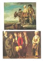 Le Nain- Lot De 2 Cartes-(B.3281) - Gevangenis