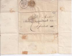 NEMOURS  73       Precurseur De  1827 - Marcophilie (Lettres)
