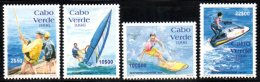 Cape Verde 705-08 Water Sports Set MNH From 1996