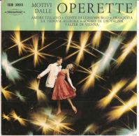 """Hector Delfosse  Motivi Dalle Operette 1962  NM/NM 7"""" - Opera"""