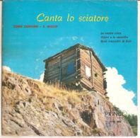 """Coro Cervino - S. Giulio – Canta Lo Sciatore - NM-/NM 7"""" - Country & Folk"""