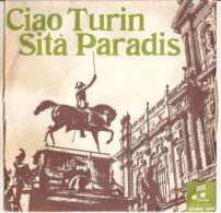 """Radio Boys – Ciao Turin - Sita Paradis 1962 - VG+/VG 7"""" - Country & Folk"""