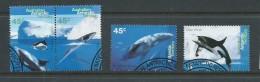 Australian Antarctic Territory 1995 Whale & Dolphin Set 4 VFU Antarctic Cds - Australian Antarctic Territory (AAT)