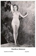 MARILYN MONROE - Film Star Pin Up PHOTO POSTCARD- Publisher Swiftsure 2000 (201/299) - Cartes Postales