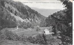 VENTRON - 88 - Chaume De Froidefontaine Et Roches Du Felzac - TRES RARE - ENCH0616 - - France