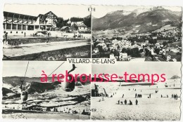 CPSM-multivues Villard De Lans En 1962 - Villard-de-Lans
