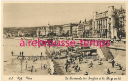 CPSM-Nice, La Promenade Des Anglais - Nizza