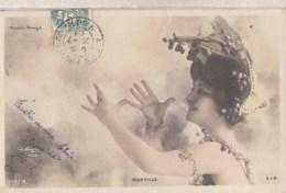Paris -  Moulin Rouge -  Marville   - Carte Précurseur  : Achat Immédiat - Paris La Nuit