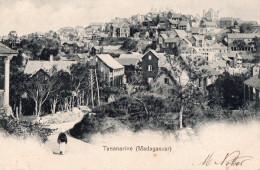 MADAGASCAR - TANANARIVE -  VERS 1910 - Madagascar