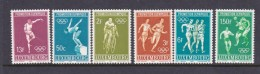 1968 Mexico Luxembourg Olympic Games MNH - Summer 1968: Mexico City