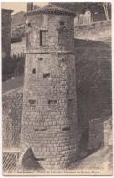 France, Annonay, Tour De L'Ancien Couvent De Sainte-Marie, Used Postcard [18215] - Annonay