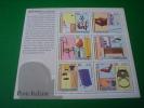 ITALIA REPUBBLICA  - FOGLIETTO  NUOVO MNH  - 2000 - Design Italiano - € 0,41 X 6 -  £ 800 X 6 - 6. 1946-.. Repubblica
