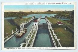 Panama Canal - Miraflores Locks - Panama
