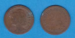 GUINEA  (COLONIA PORTUGUESA)  20 CENTAVOS 1.933 BRONCE  KM#3   F/BC    DL-11.832 - Guinée