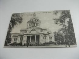 ESPOSIZIONE INTERNAZIONALE TORINO 1911 PADIGLIONE CITTA' DI TORINO - Esposizioni