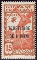 ININI  - YT  6  - Neuf - Inini (1932-1947)
