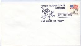 USA GOLD NUGGET DAYS STATION   (LUG160015)