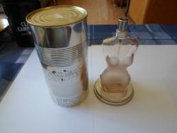 VAPORISATEUR VIDE  JEAN PAUL GAUTHIER EAU DE TOILETTE FEMME 100 ML  ****  A    SAISIR   ***** - Bottles (empty)