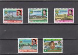 Guinea Ecuatorial Nº Michel 1608 Al 1612 - Guinea Ecuatorial