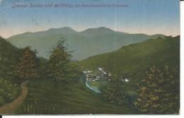 5583- GERMANIA -Grosser Donon Und Kohlberg, Vom. Barenbachertal Bei. Schirmeck- F.P.  VIAGGIATA 1920 - Germania