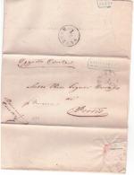 Lettera   In Franchigia Da Udine Per Portis   1874     B306 - Italia