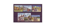 A190. Grenada Grenadines / 1989 / Walt Disney / Donald Duck / Philexfrance 89 - Expositions Philatéliques